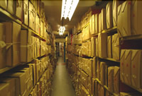 A repository at The National Archives