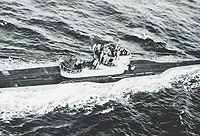World War II: 422 Squadron, RCAF: U-Boat surrenders off Land's End, Catalogue reference: AIR 27/2830
