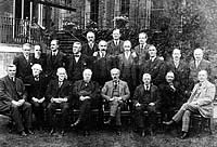 First Labour Cabinet 1924 - Catalogue reference: PRO30/659