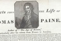 Thomas Paine - Catalogue reference: MPL1/134