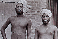 Sahib - the British soldier in India