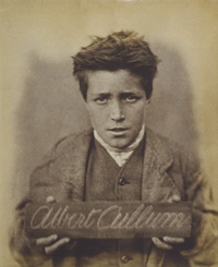 PCOM2-300 Prisoner Albert Cullum, Cambridge, 1875-1877