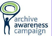 Archive Awareness Campaign logo