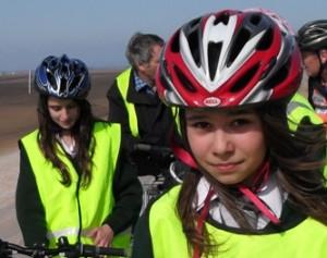 Girls from Greenbank High School