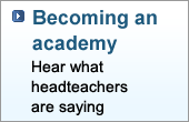 What it means to become an academy: hear what heads are saying