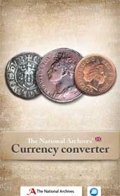 Old Money currency converter mobile app