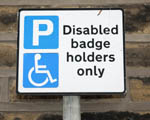 Blue Badge abuse