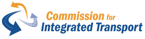 Commission for Integrated  Transport logo