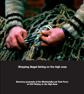 Stopping illegal fishing on the high seas image