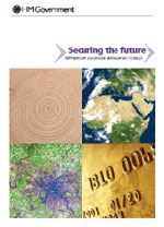 Securing the future - cover page