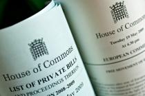 Parliament copyright