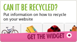 can it be recycled widget