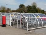 Cycle Parking, Bristol Parkway