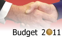 Budget and Business - opens new window