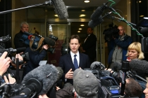 Deputy Prime Minister Nick Clegg; PA copyright