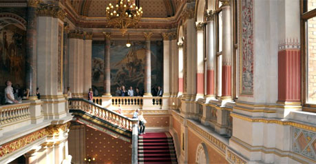 Grand Staircase, Foreign Office, King Charles Street