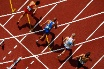 Start of the 110m Hurdles Heat 4 of the Men's Decathlon at the Beijing 2008 Olympic Games (Jamie Squire/Getty Images)