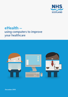 eHealth Using Computers cover image