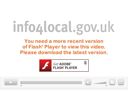 You need a more recent version of Flash Player to view this video. Please download the latest version.
