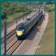 Impression of high speed rail