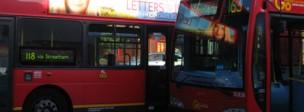 Buses London buses