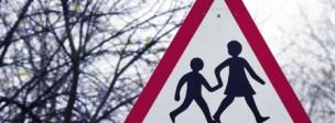 Road signs school
