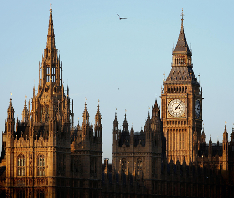 Houses of Parliament, PA copyright