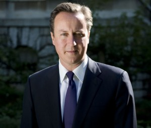 Prime Minister David Cameron; Crown copyright