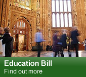 Education Bill - Find out more