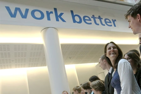 Open Public Services - Work better