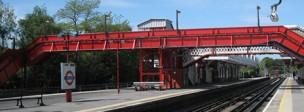 Amersham-rail