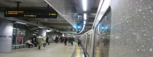 Stations Westminster underground station