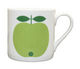 Large Apple Mug