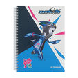 Mandeville hard cover notebook A5 size