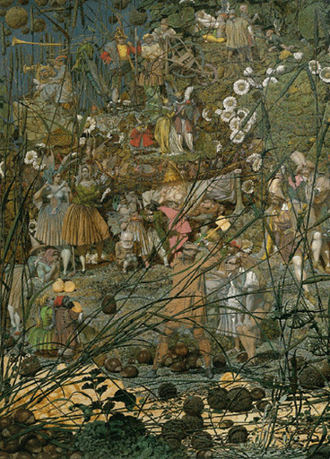 Richard Dadd, The Fairy Feller's Master-Stroke, 1855-1864