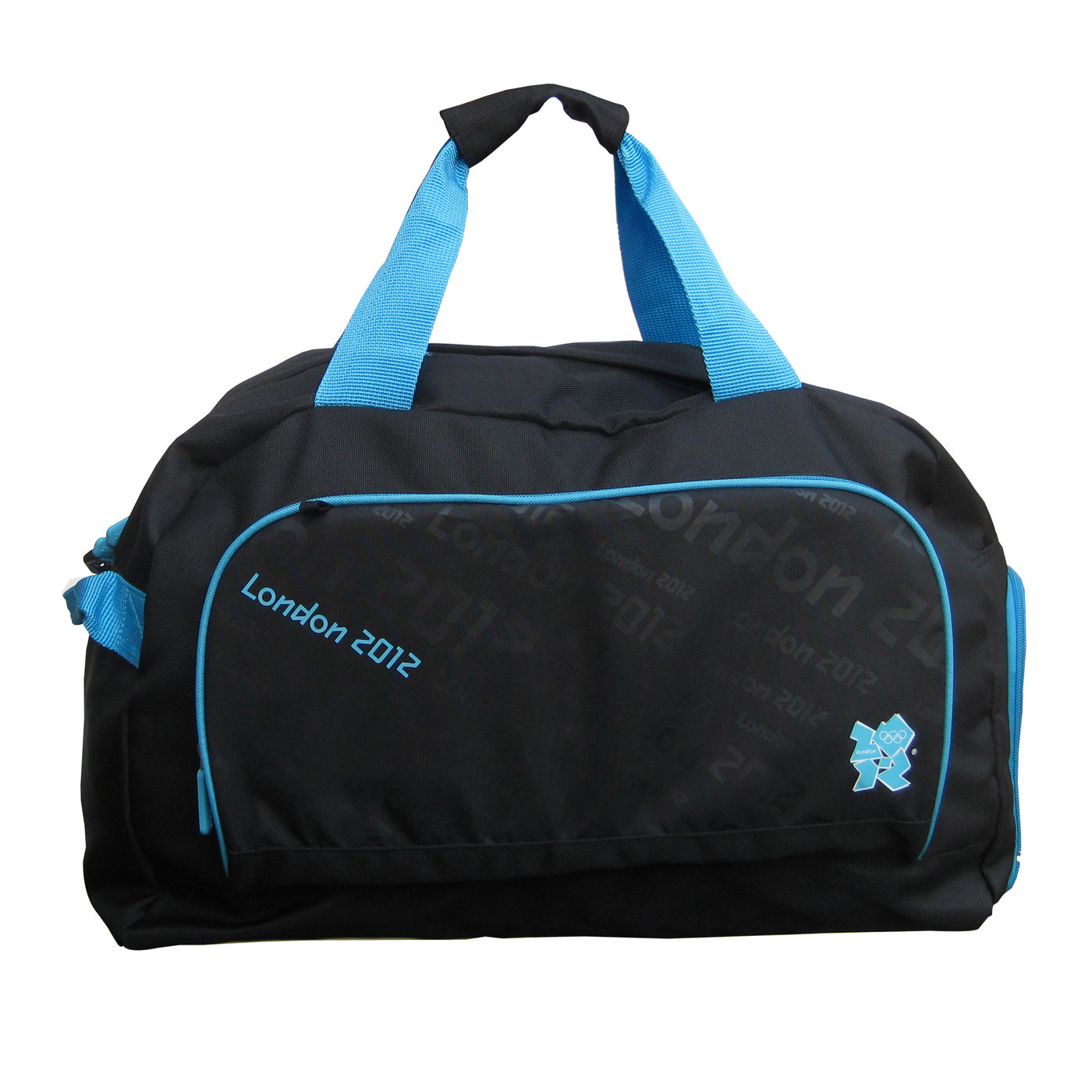 London 2012 black holdall
