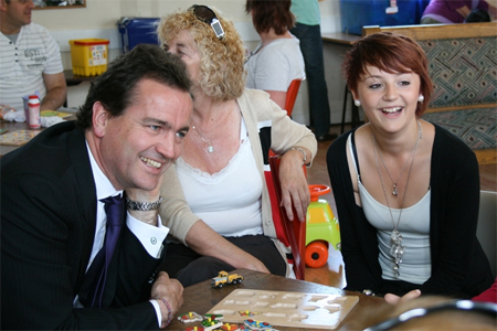 Minister for Civil Society, Nick Hurd; Crown copyright