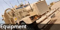 Equipment in Afghanistan logo