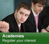 Academies - Register your interest