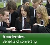 Academies - Benefits of converting