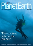 Cover: Planet Earth Summer 2011