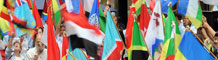 International flags (Getty images)