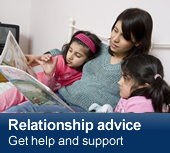 Relationship advice - Get help and support(external site, opens a new window)