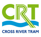 Cross River Tram logo
