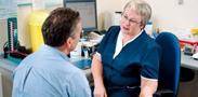 Leave feedback on NHS  servies