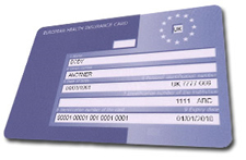 European Health Insurance Card logo