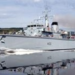 Royal Navy clears Libyan harbour mine