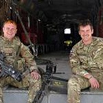 Brothers reunion in Helmand
