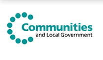 Logo: Communities and Local Government