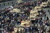Demonstrators in Cairo (Miguel Medina/AFP/Getty Images)